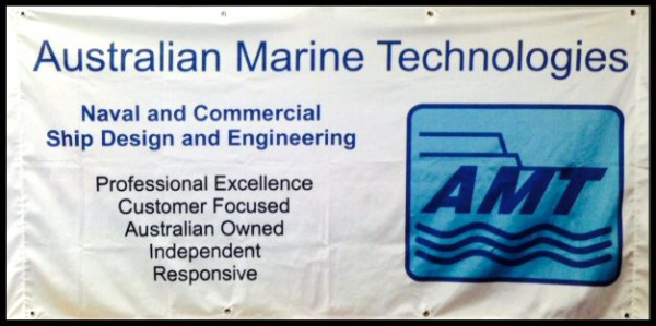 Polyester banners, flags, lectern banners